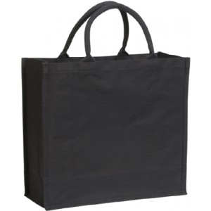 Broomfield' 7oz Laminated Cotton Canvas Tote Bag
