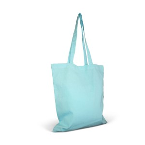 Invincible Cotton Shopper - Light Blue