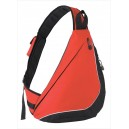 Colours Triangle Bag - Red