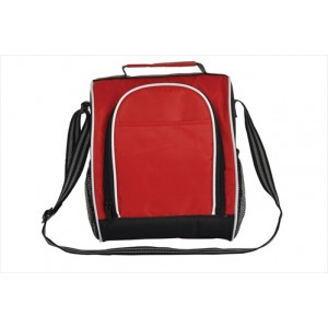 Insulated Lunch Bag - Red