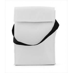 Cooler/Lunch Bag - White
