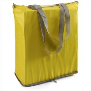 Foldable Cooler Bag - Yellow