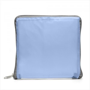 Foldable Cooler Bag - Pale Blue