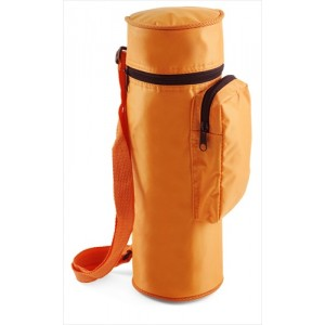 Cooler Bag For One Bottle - Orange