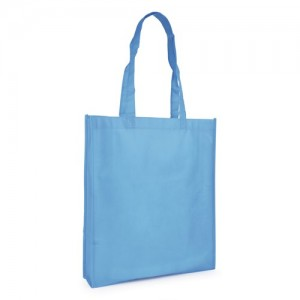 Camden Tote Bag - Light Blue