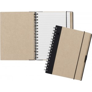 Birchley' A5 Recycled Notebook