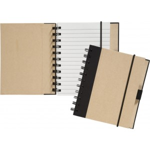 Birchley' A6 Recycled Notebook