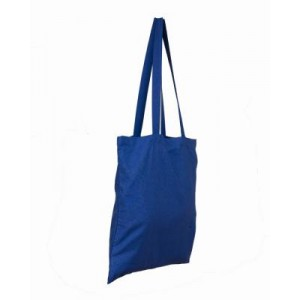 Invincible Cotton Shopper - Navy Blue
