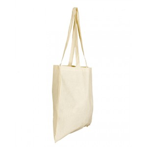 Invincible Cotton Shopper - Natural