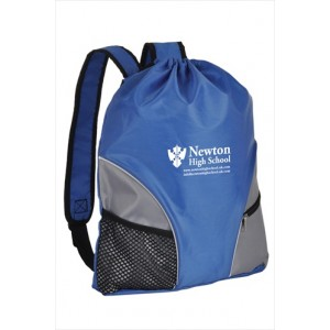 Lightweight Backpack - Blue