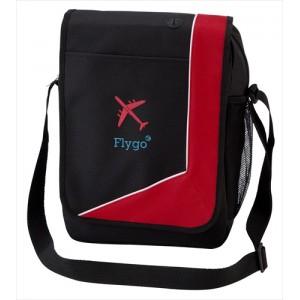 Magnum Messenger Bag - Red