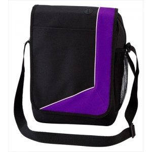 Magnum Messenger Bag - Purple