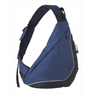 Colours Triangle Bag - Navy Blue