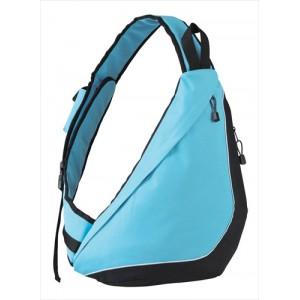 Colours Triangle Bag - Light Blue