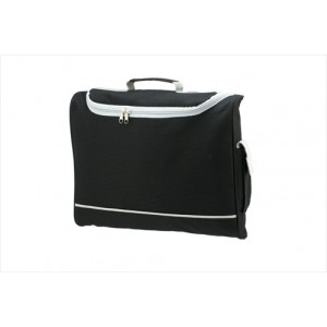 Harvard Document Bag - Black
