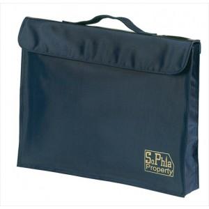 The Portland Bag - Navy Blue