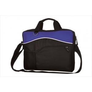 Briefcase Bag - Blue