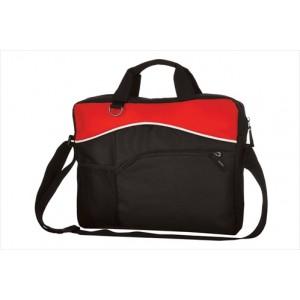 Briefcase Bag - Red