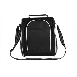 Insulated Lunch Bag - Black