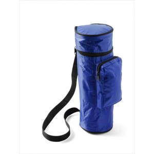 Cooler Bag For One Bottle - Blue