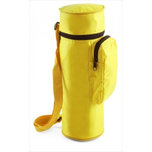 Cooler Bag For One Bottle - Yellow