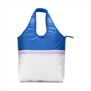 210D Polyester Cooler Bag - Blue