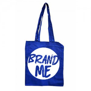 The Horizon 5oz Cotton Shopper - Royal Blue