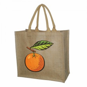 Solstice Jute Shopper - Natural