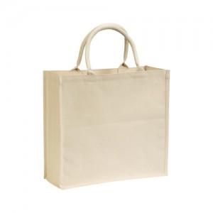 Broomfield Canvas Bag - Natural